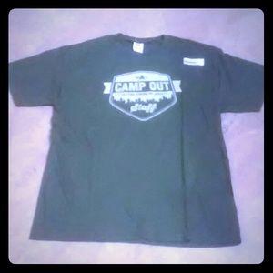 Camp logo t-shirt